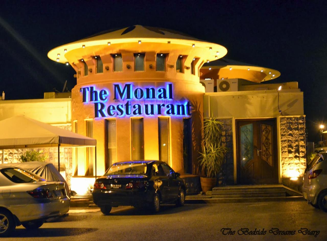 monal restaurant islamabad - images n detail