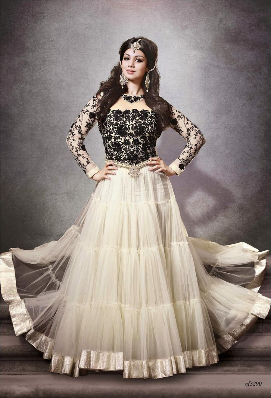 Heavy Bridal Dresses For Indian Girls Xcitefun Net