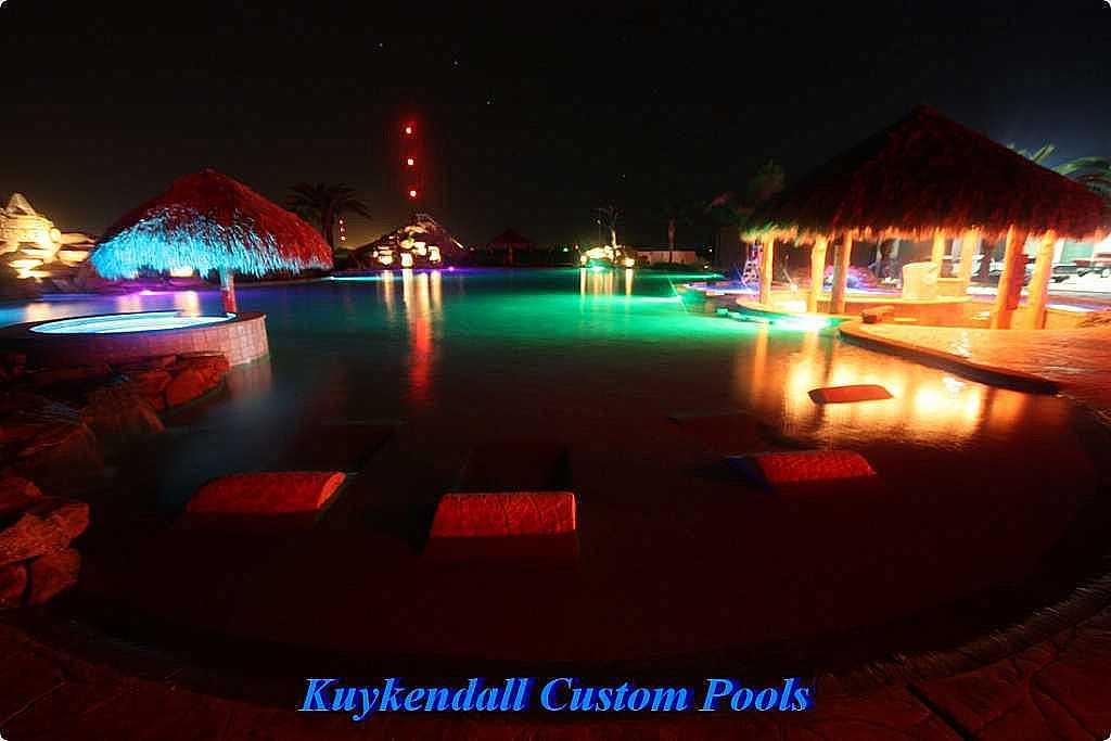 World's Largest Backyard Swimming Pool in Texas - XciteFun.net