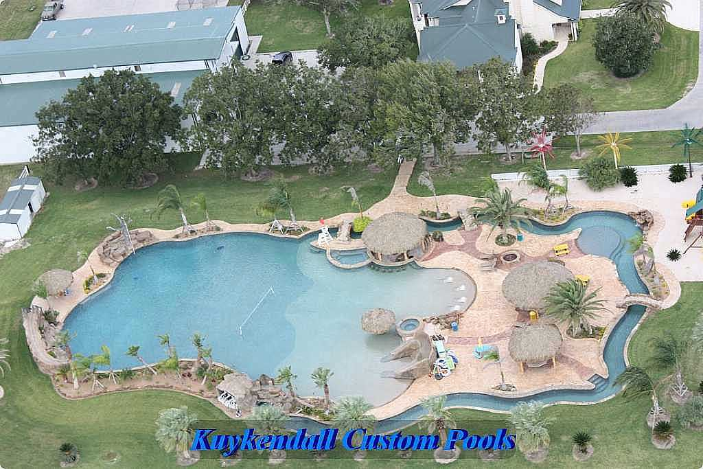 Biggest Backyard Swimming Pool : Worlds Largest Backyard Swimming Pool in Texas  Travel Tourism