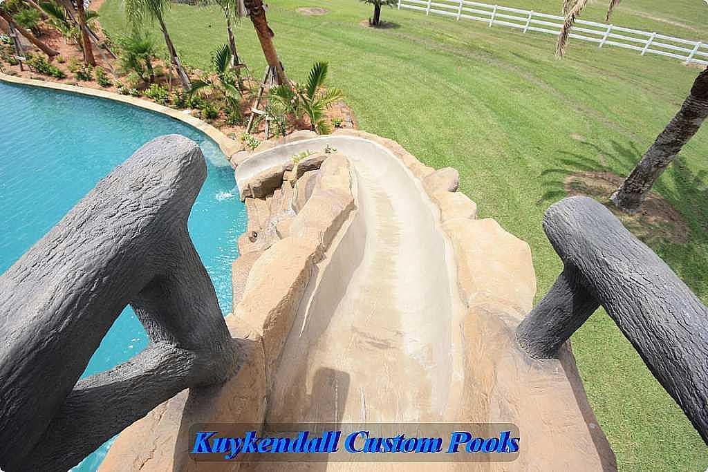 Biggest Backyard Pool : Worlds Largest Backyard Swimming Pool in Texas  Travel Tourism
