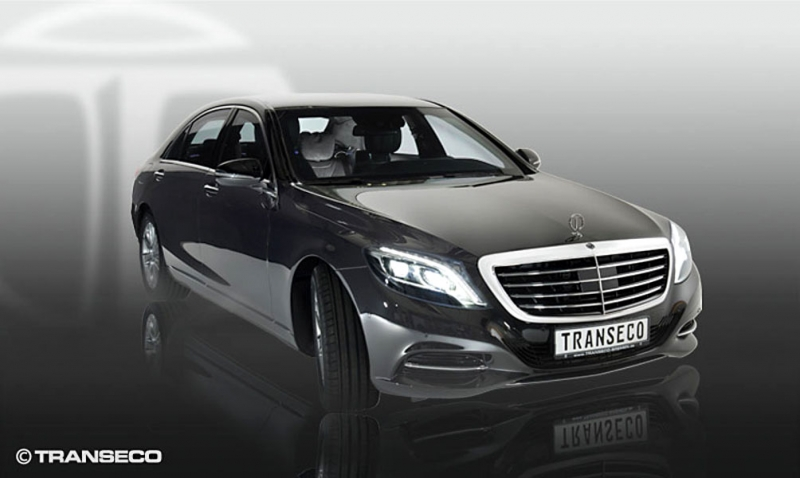 Mercedes benz s600 guard armored by transeco for Mercedes benz armored