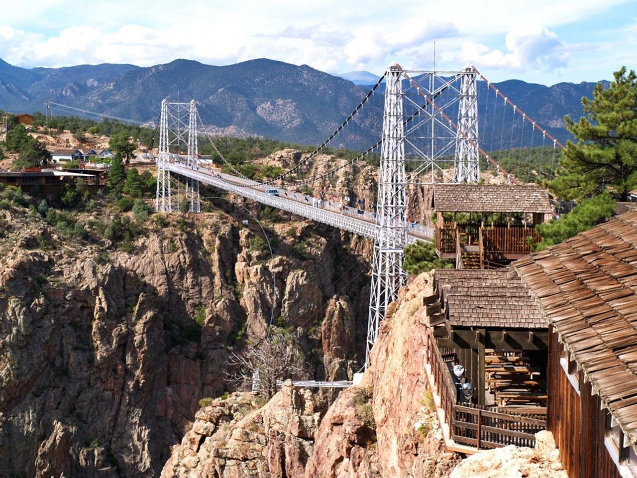 Royal Gorge Bridge Colorado Images N Detail Xcitefun Net