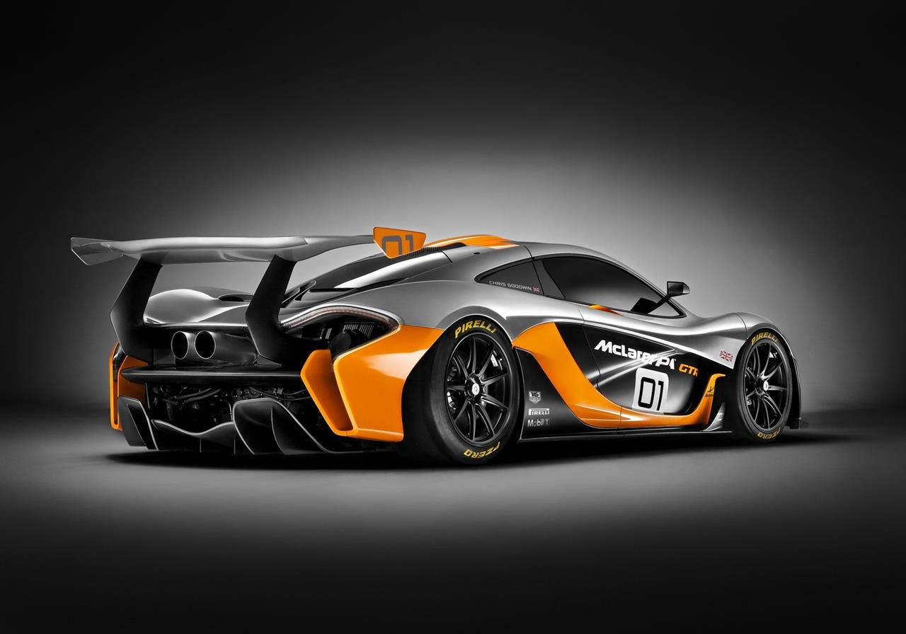 mclaren p1 gtr concept 2014 car wallpapers. Black Bedroom Furniture Sets. Home Design Ideas