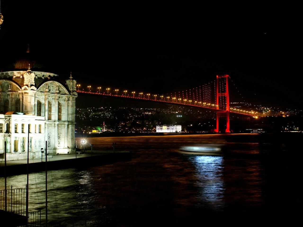 Bosphorus Bridge Istanbul - Images n Detail - XciteFun.net