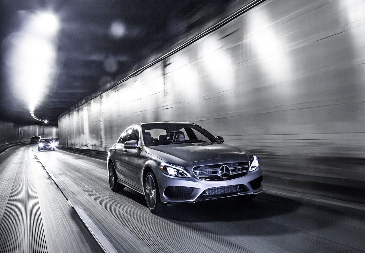 Mercedes Benz C Class Us Version Car Wallpapers 2015