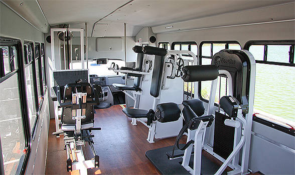 Mobile Gym Introduced By InForm Fitness