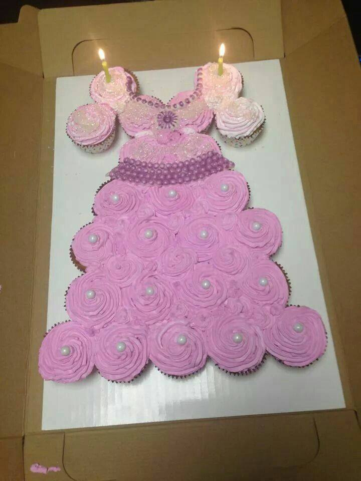 Princesses Dresses Of Cupcakes Xcitefun Net