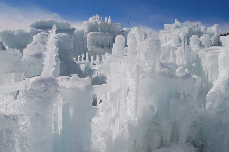 Awesome Ice Castles In Silverthorne Colorado Xcitefun Net