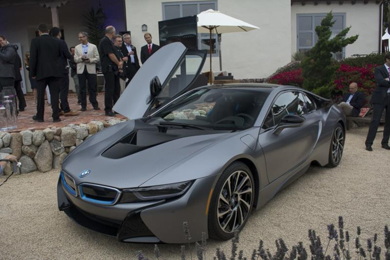 Bmw I8 Hybrid Sports Car Auction Off In Usa Xcitefun Net