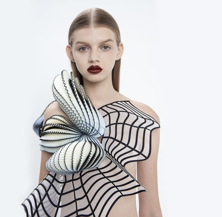 3d Dress Designer Collection By Noa Raviv