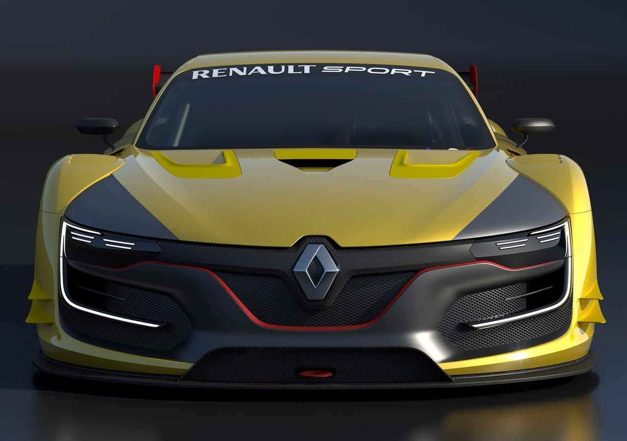 Renault Sport Car Wallpaper: Renault Sport RS 01 Car Wallpapers 2015