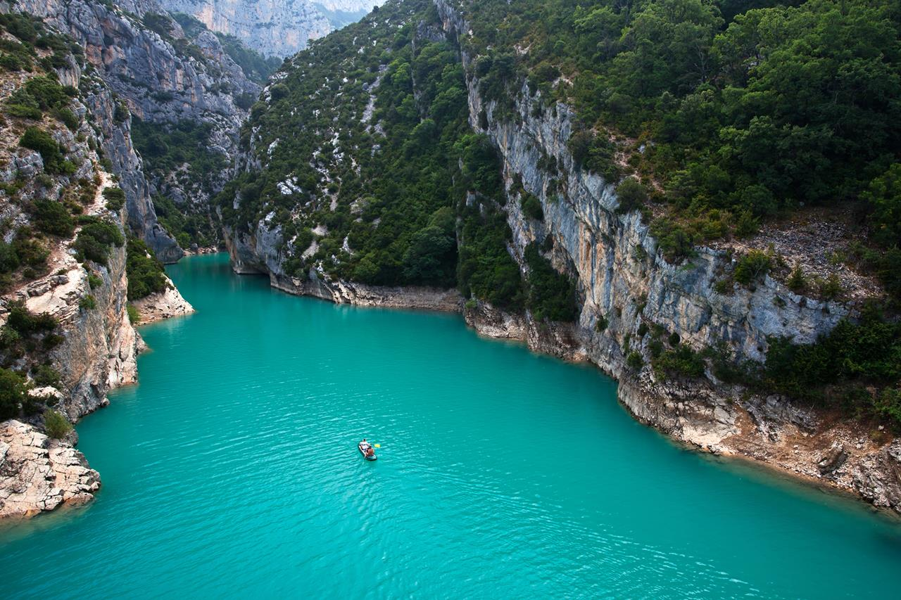 Travel Guide Verdon Gorge Europe