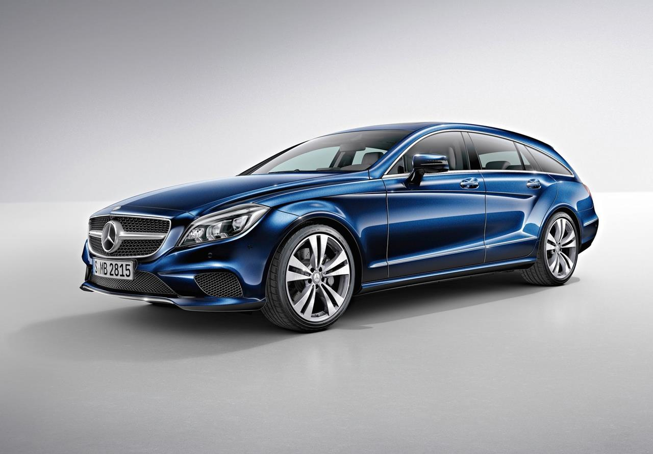 Mercedes benz cls shooting brake car wallpapers 2015 for Mercedes benz 07