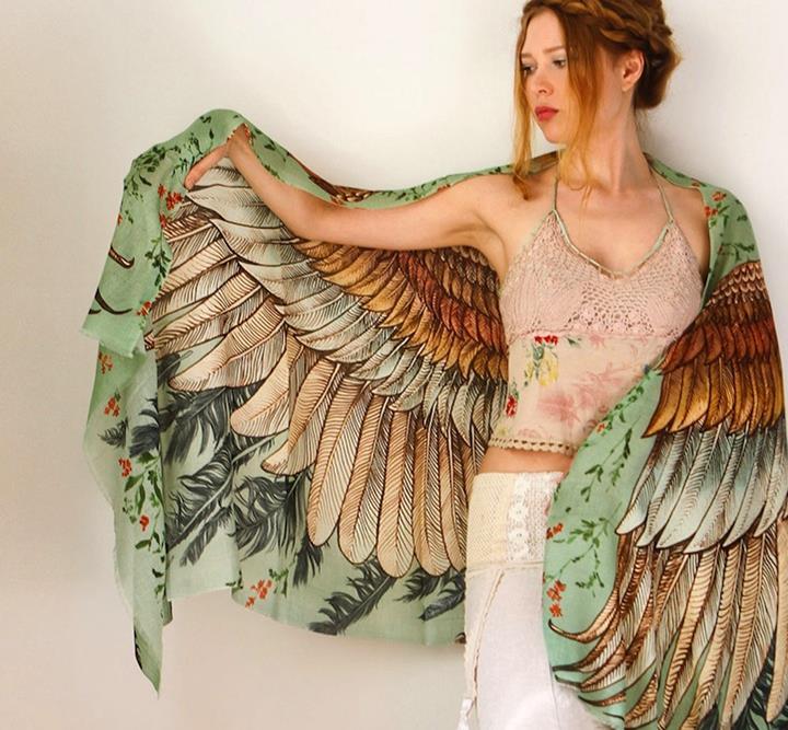 Shovava Scarves - Nature Inspired Women Clothing ...