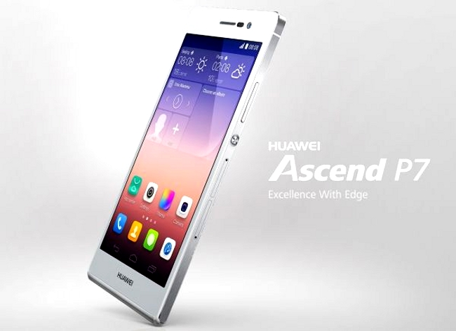 Huawei Ascend P7 Sapphire Edition Review, Price In ...