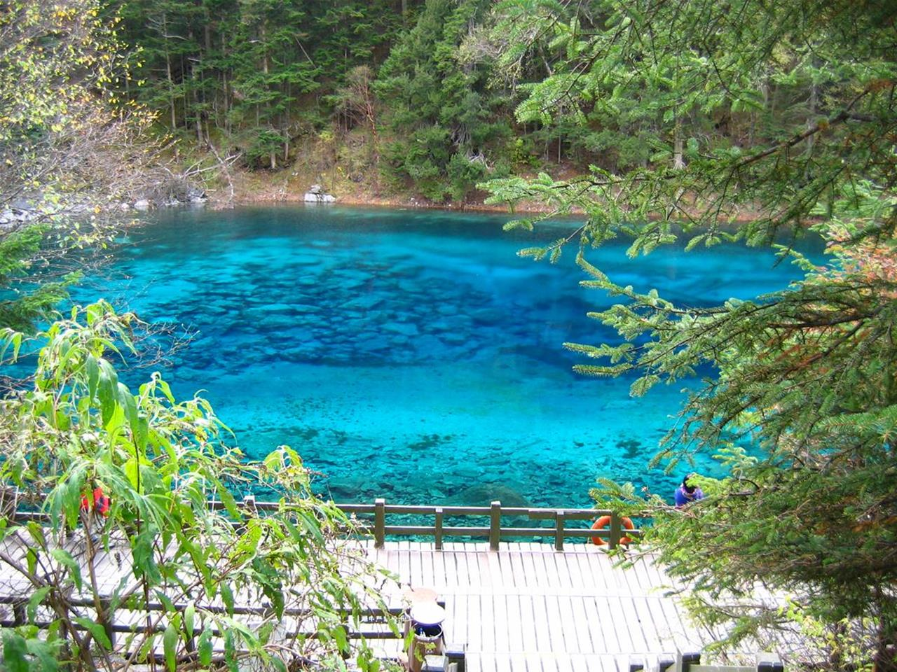 Tourist Guide To Jiuzhaigou National Park Xcitefun Net