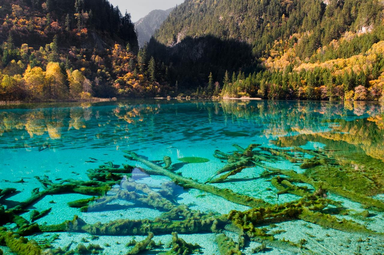 Clearest Water In The World Tourist Guide To Jiuzhaigou National Park Xcitefun Net
