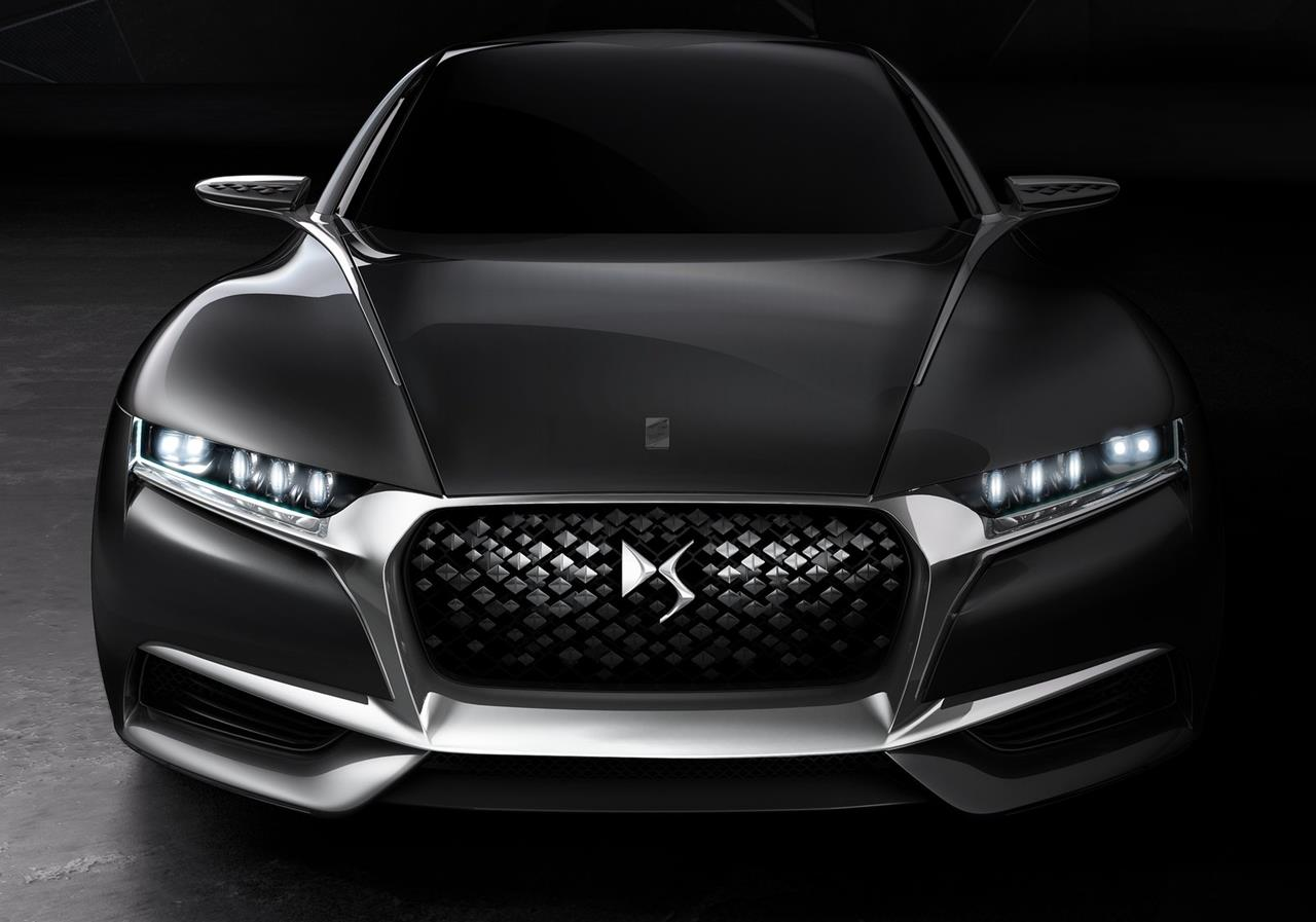 "Citroen introduce a new concept car ""Citroen Divine DS"" in 2014 which ..."