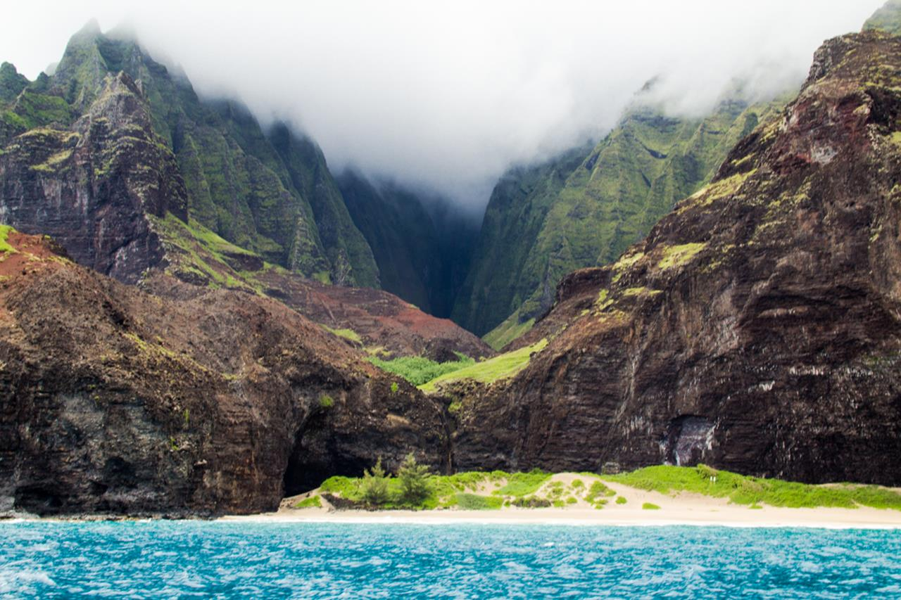 Na Pali Coast State Park - Kauai ! Travel Guide - Virtual