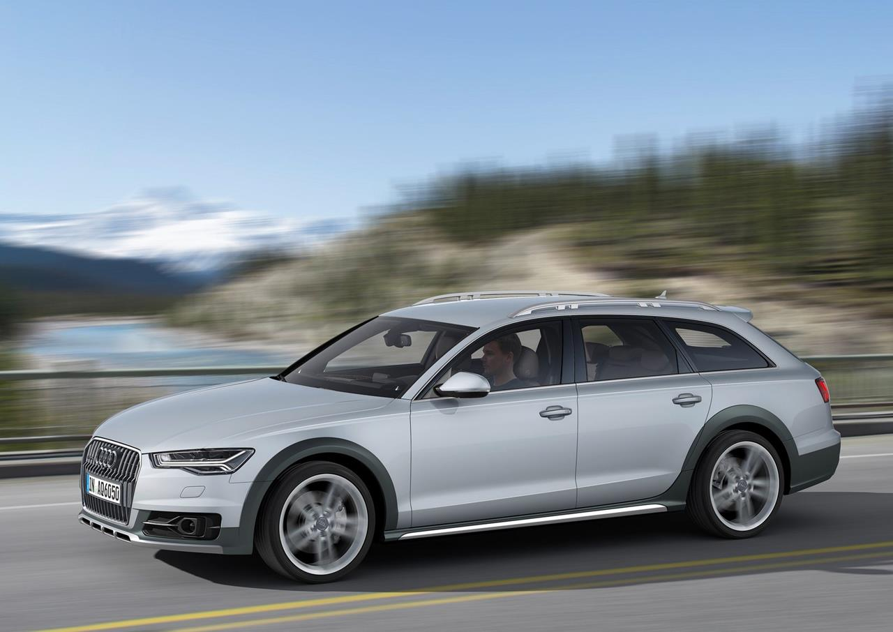 audi a6 allroad auattro car wallpapers 2015. Black Bedroom Furniture Sets. Home Design Ideas