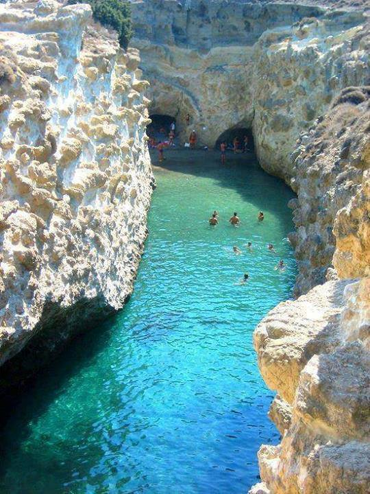 Enjoy Pictorial Tour To La Grotta Cove Corfu Island