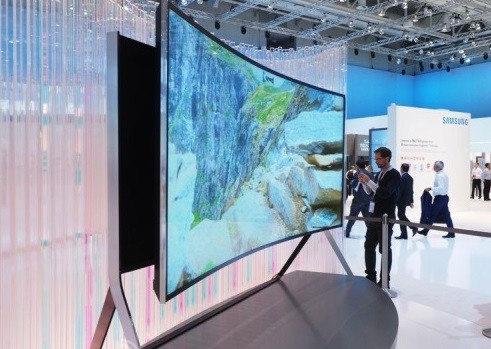 samsung 105 inches bendable uhd lcd review xcitefun.net