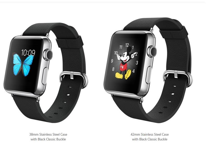 Apple iWatch Price Features Specifications Availability In ...