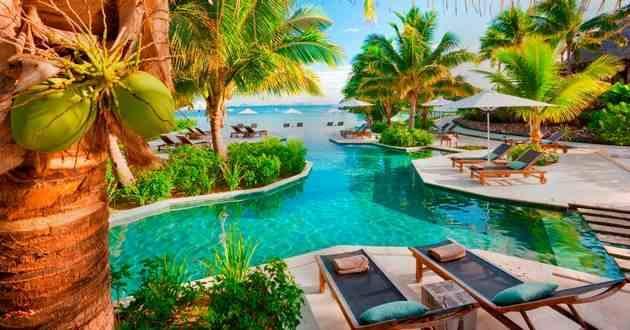 Pictorial Tour Of Likuliku Lagoon Resort In Fiji