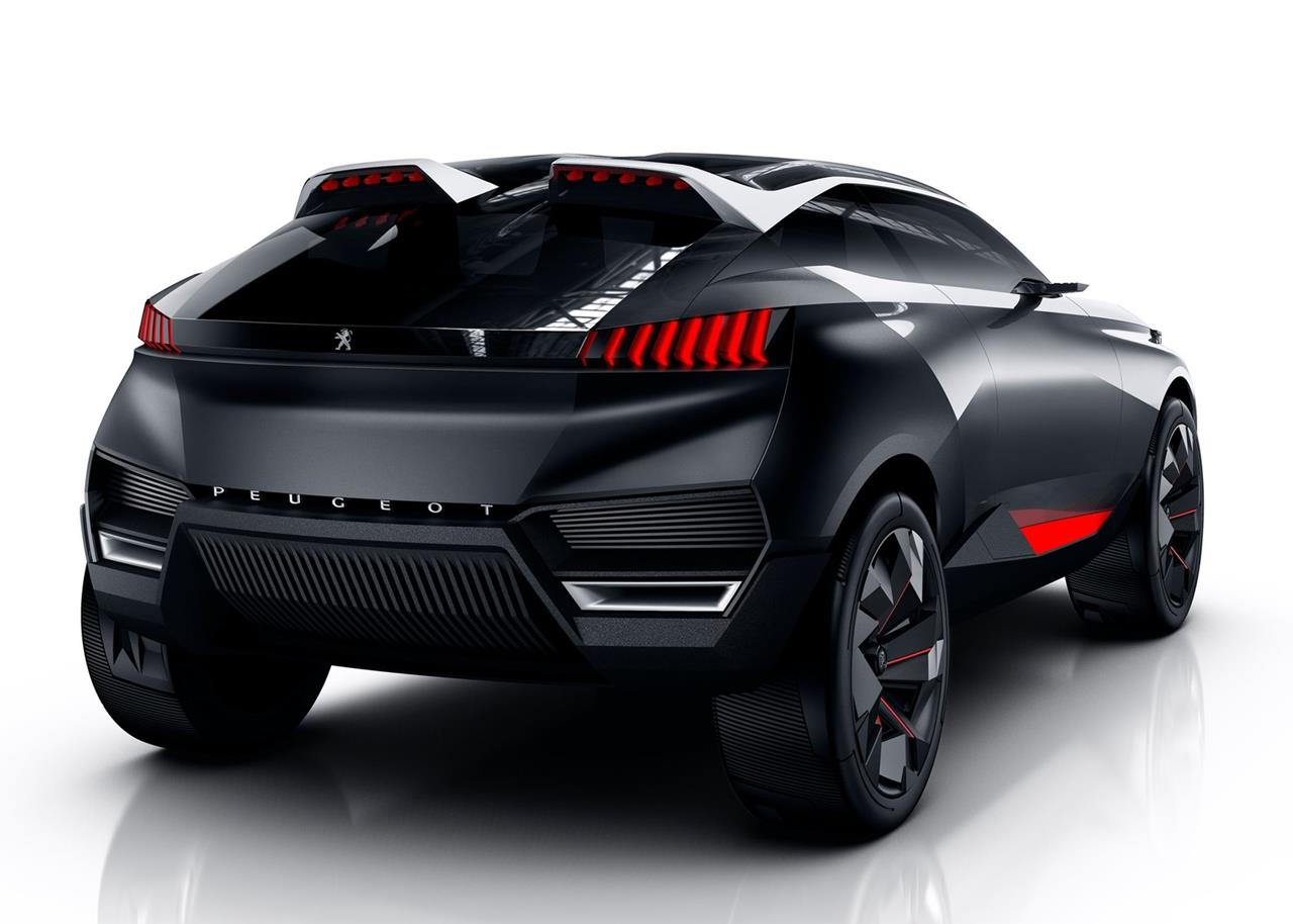 Future 508 Peugeot >> Peugeot Quartz Concept 2014 Car Wallpapers - XciteFun.net