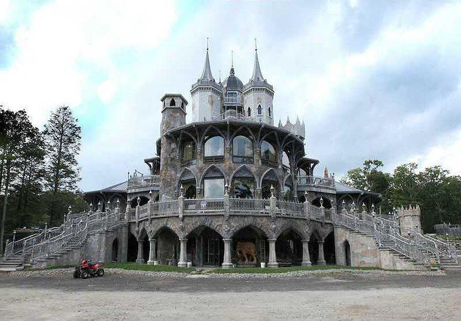 Chrismark Gothic Castle Of Christopher Mark Xcitefun Net