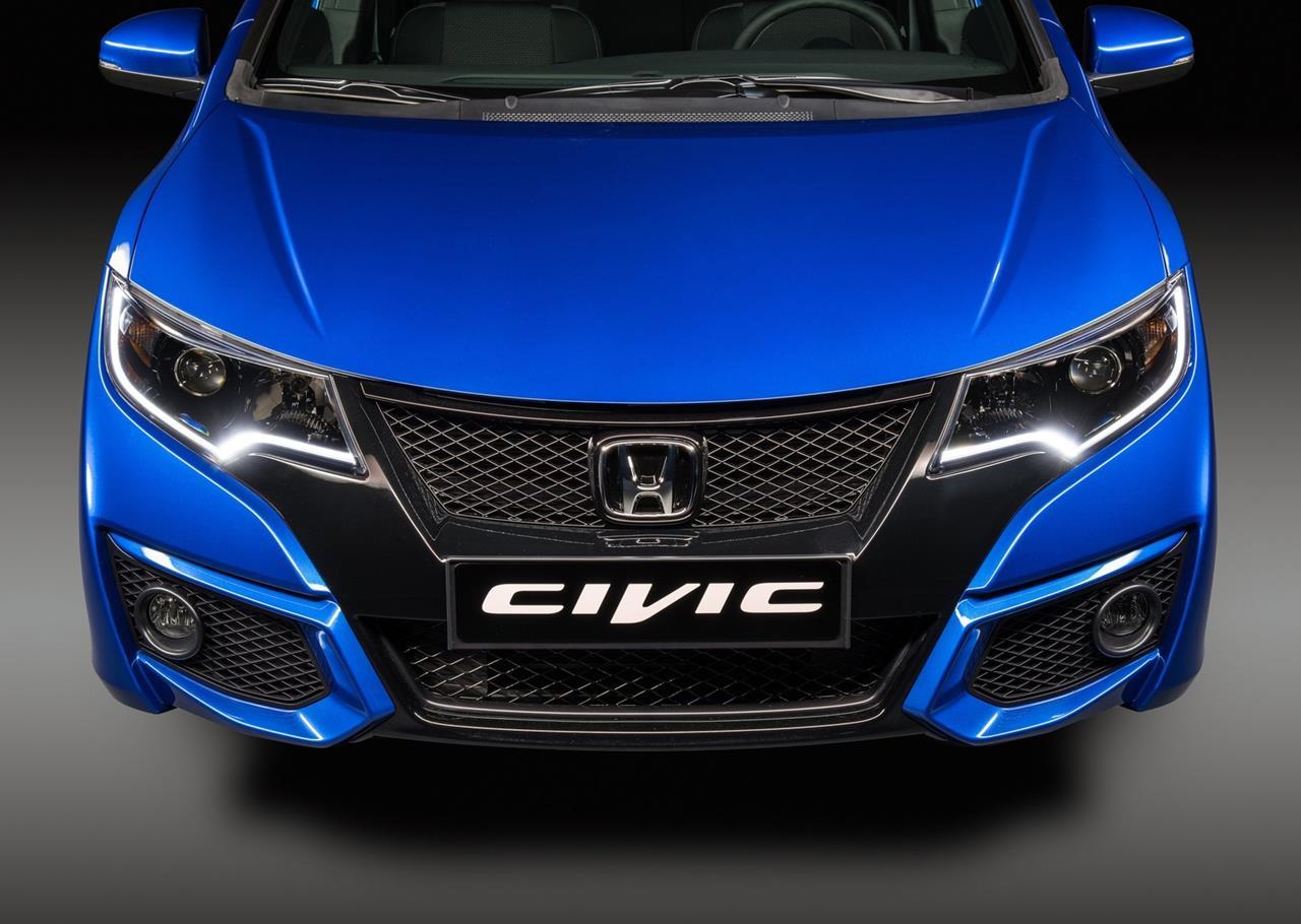 Honda Civic Sport Car Wallpapers 2015