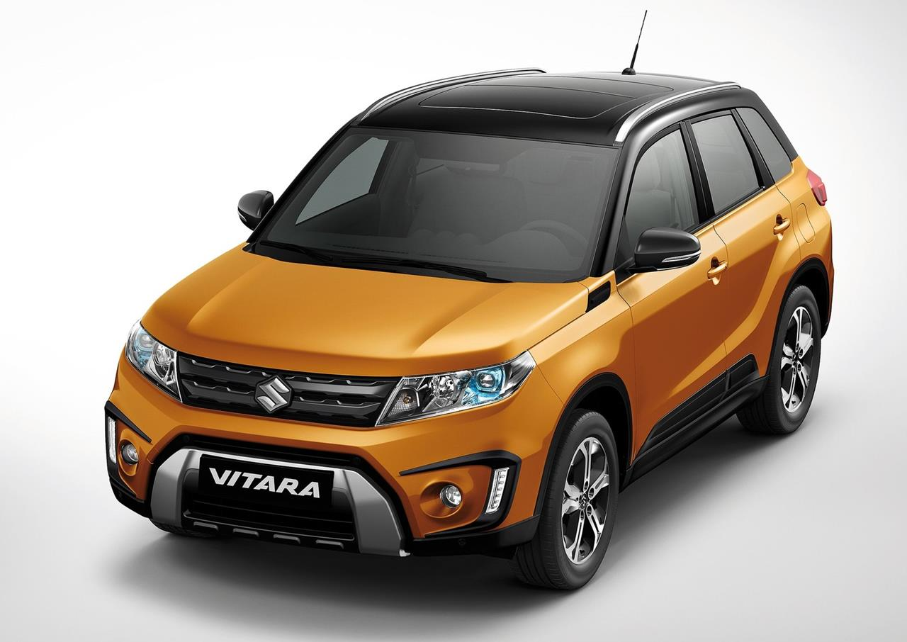 suzuki vitara car wallpapers 2015. Black Bedroom Furniture Sets. Home Design Ideas