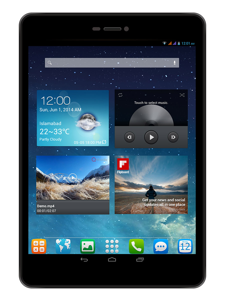 Qmobile tablet qtab q850 review for Q tablet price in pakistan
