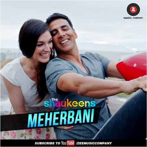 meherbani shaukeen mp3 song