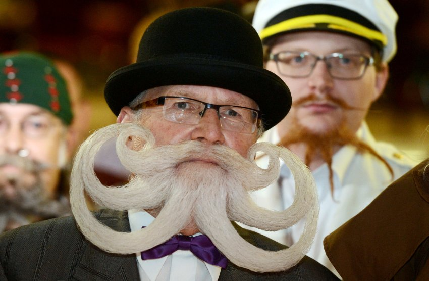 Best of World Beard Competition