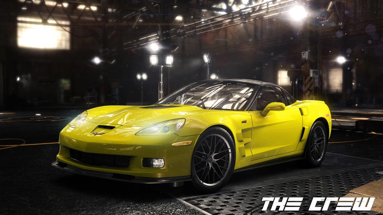 The Crew Gaming Wallpapers Car Racing Xcitefun Net