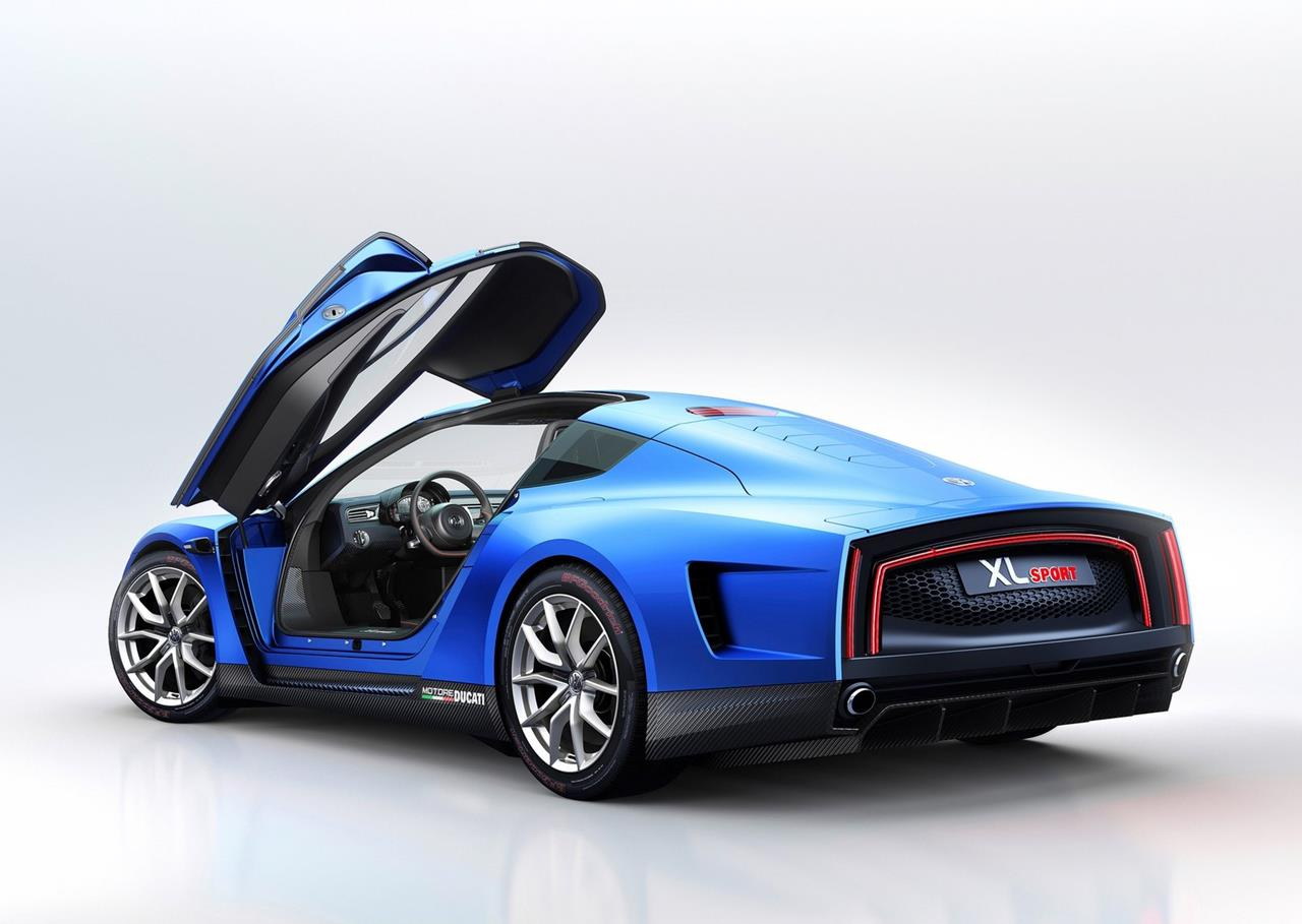 Volkswagen Xl Sport Concept Car Wallpapers 2014 Xcitefun Net