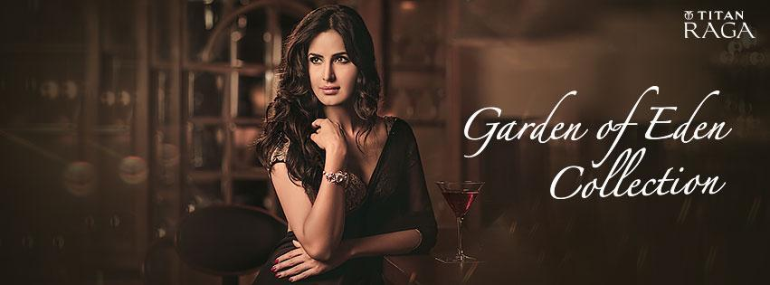Titan Raga Watches Campaign 2014 Ft Katrina Kaif