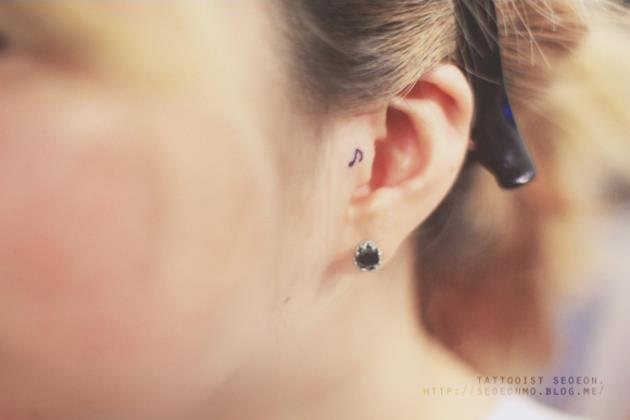 Tiny Tattoos Designs By Seoeon Xcitefun Net
