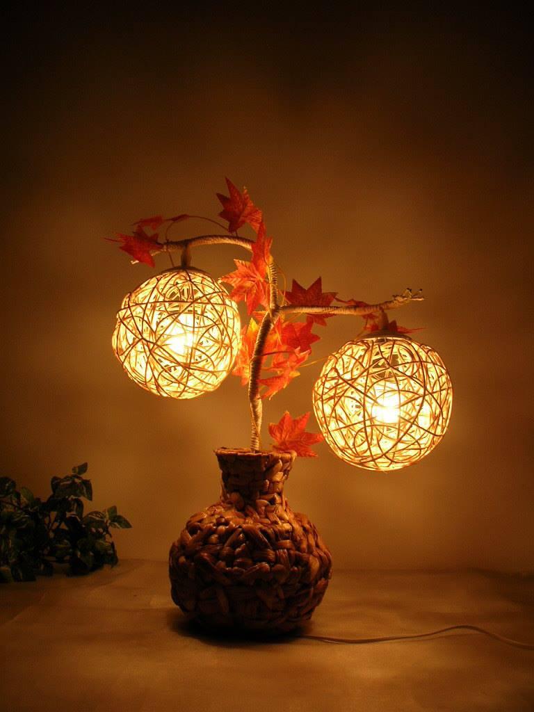 Victorian night lamps - Creative Home Decoration Designs