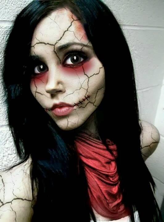 Best Halloween Face Make Up For Girls Xcitefun Net