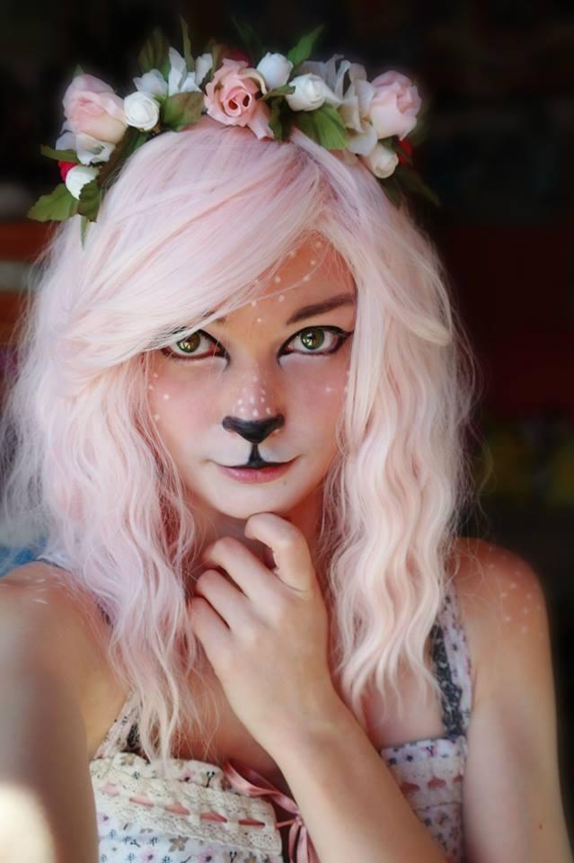 Best Halloween Face Make Up For Girls - XciteFun.net