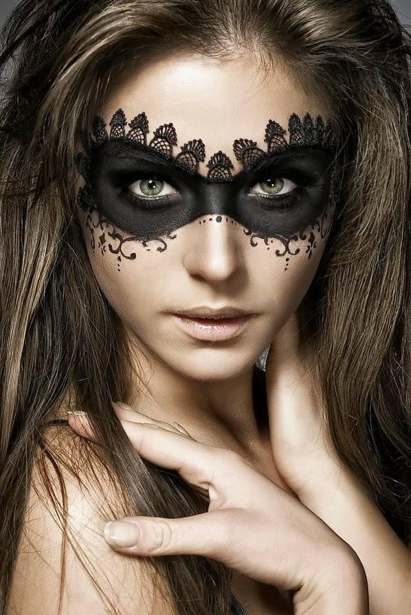 91 Best Halloween Makeup Ideas on Instagram in 2018   Glamour