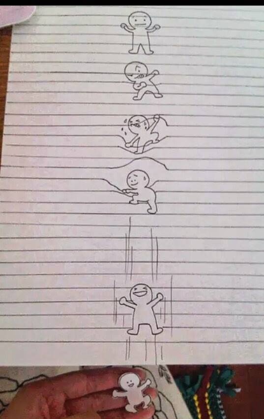 Amazing Drawings On Lined Paper Xcitefun Net
