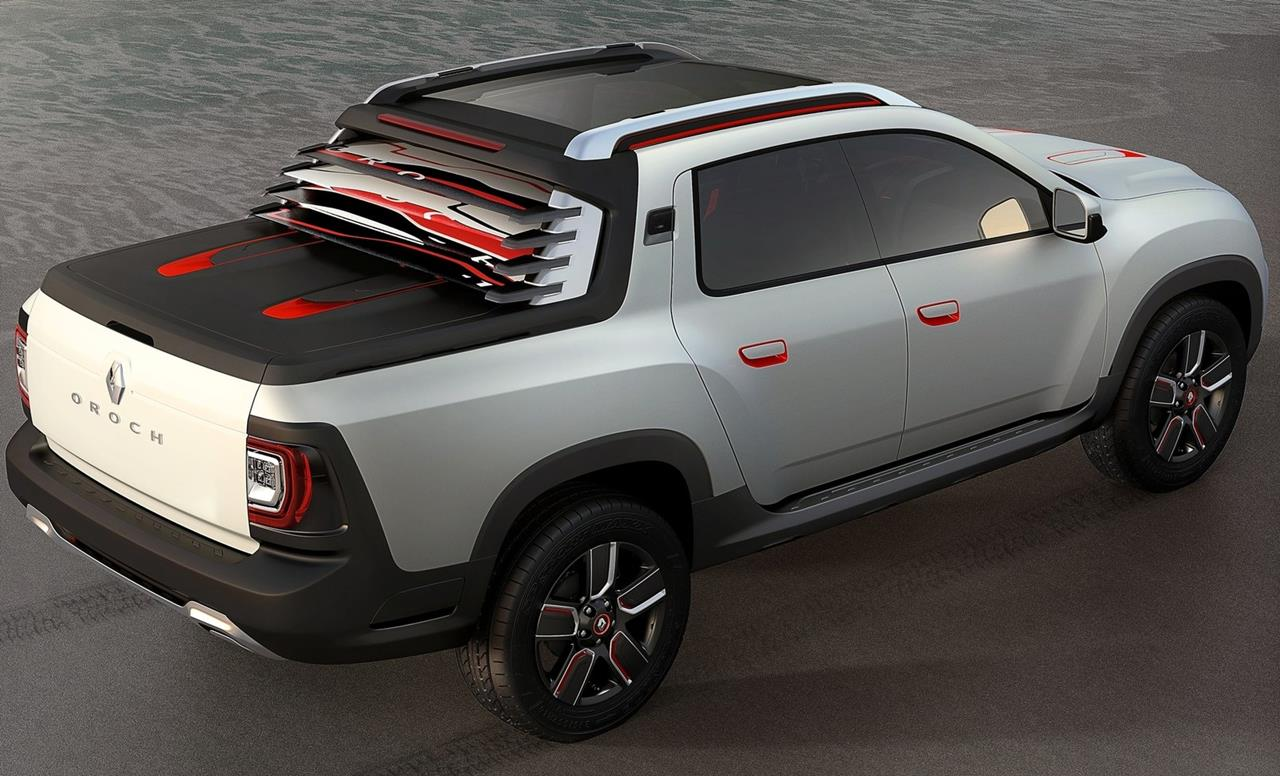 renault duster oroch concept car wallpapers 2014. Black Bedroom Furniture Sets. Home Design Ideas