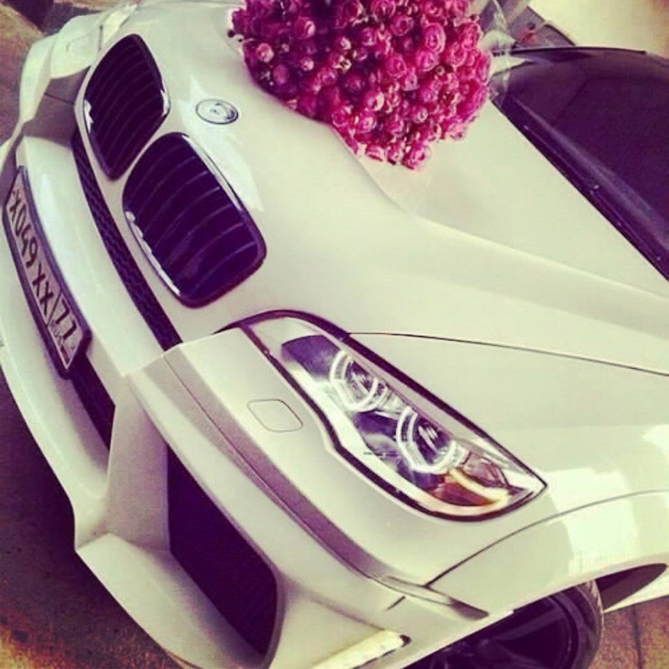 Bmw: Romantic Luxury Car