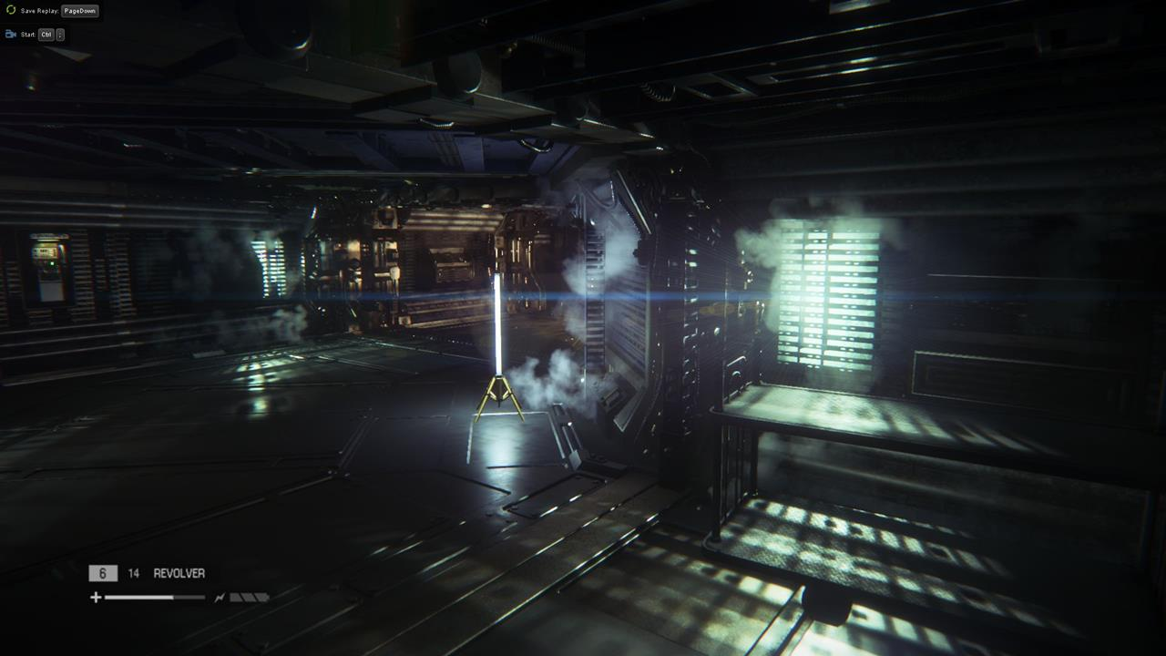 alien isolation horror gaming wallpapers