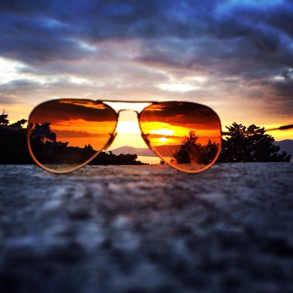 Amazing Photography Through Sunglasses