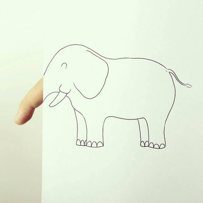 Creative Animals to Draw Creative Animal Doodles